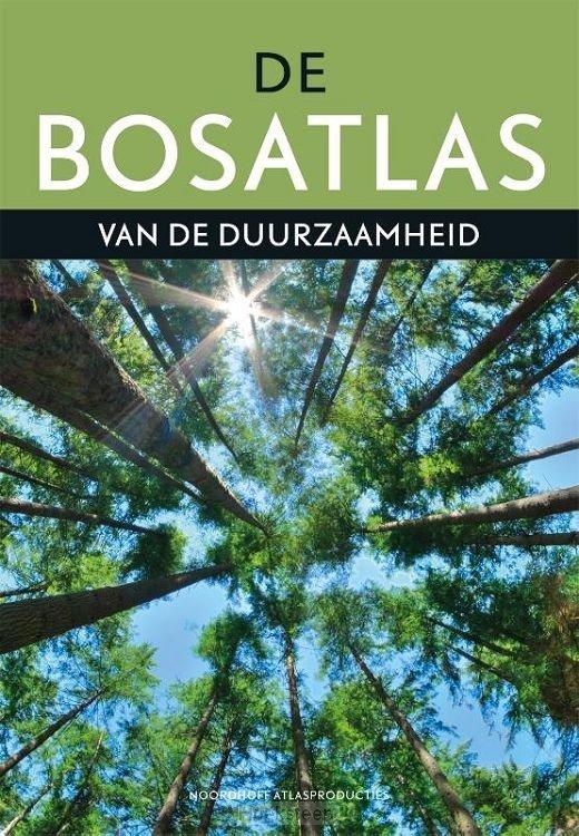 De Bosatlas van de Duurzaamheid 9789001120283  Noordhoff   Wegenatlassen, Cadeau-artikelen Wereld als geheel