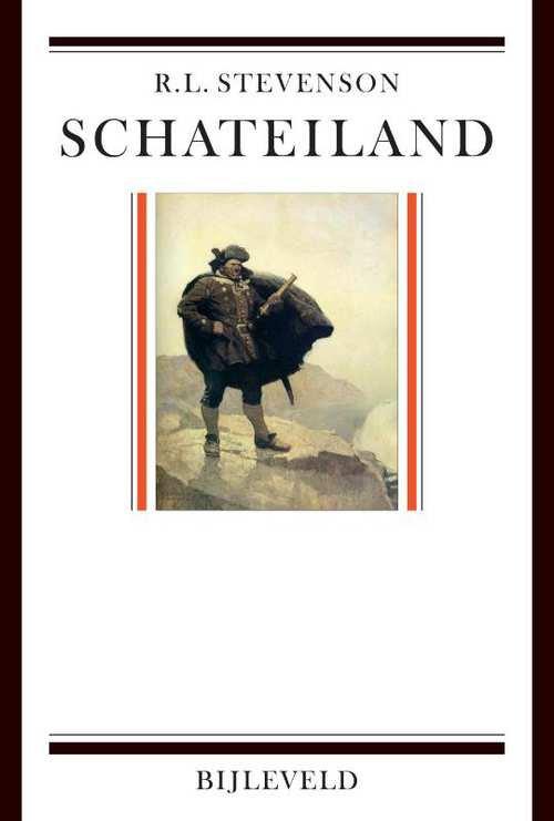 Schateiland | Robert Louis Stevenson 9789061317821 Robert Louis Stevenson Bijleveld   Reisverhalen Pacifische Oceaan (Pacific)