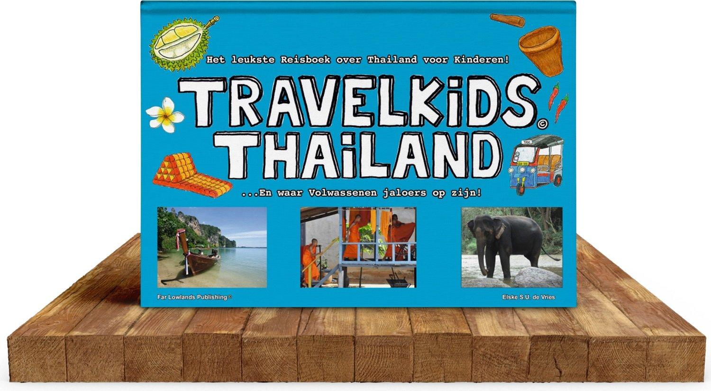 TravelKids Thailand 9789081917735  Far Lowlands Publishing   Reisgidsen, Kinderboeken Thailand