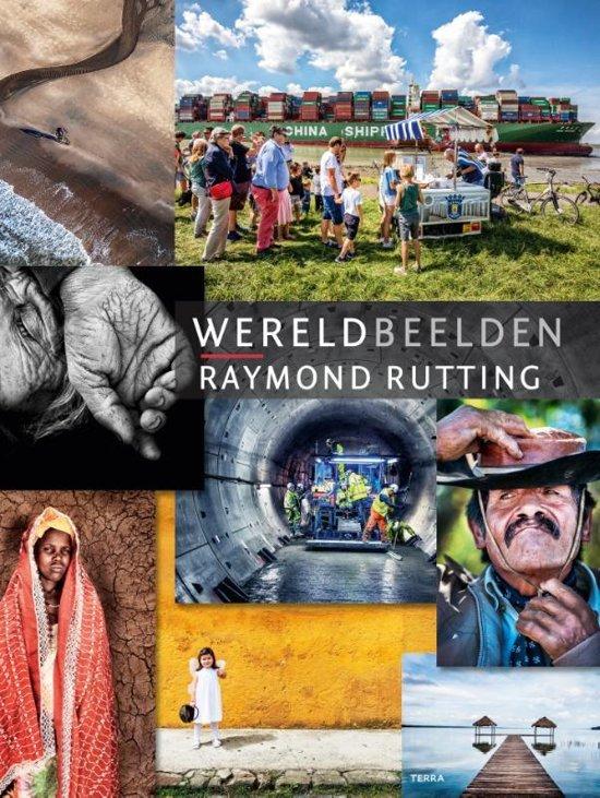 Wereldbeelden | Raymond Rutting 9789089898050  Terra   Fotoboeken Wereld als geheel