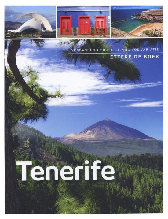 Tenerife | reisgids 9789492920577 Etteke de Boer Edicola   Reisgidsen Tenerife