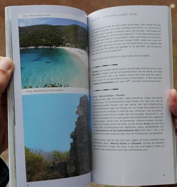 Lefkada (Lefkas) de complete gids 9789606685378  Fagotto Books   Reisgidsen Ionische Eilanden (Korfoe, Lefkas, etc.)