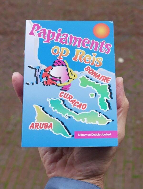Papiaments voor op reis 9789990407747  Geraldine Veth-Joubert   Taalgidsen en Woordenboeken Aruba, Bonaire, Curaçao