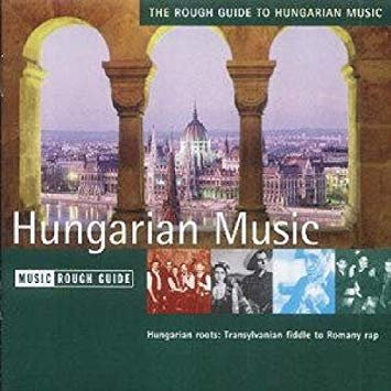 Hungarian Music MW00027752  Rough Guide World Music CD  Muziek Hongarije