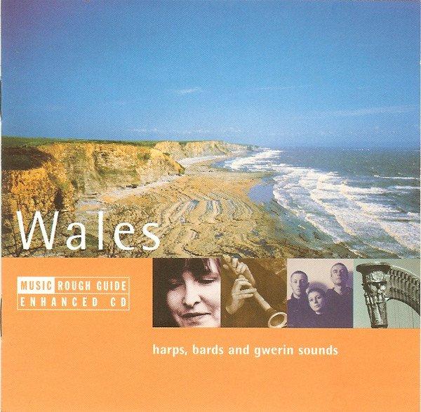 Wales RGNET1052CD  Rough Guide World Music CD  Muziek Wales