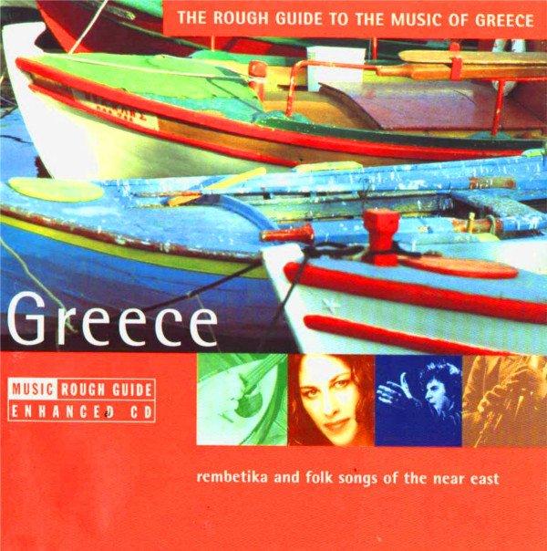 Greece RGNET1066CD  Rough Guide World Music CD  Muziek Griekenland