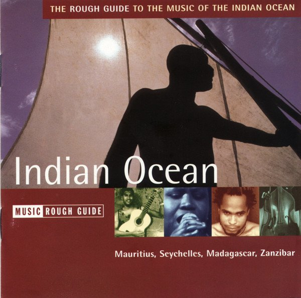 Indian Ocean Music RGNET1086CD  Rough Guide World Music CD  Muziek Indische Oceaan