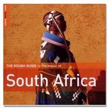 South African Music RGNET1178CD  Rough Guide World Music CD  Muziek Zuid-Afrika
