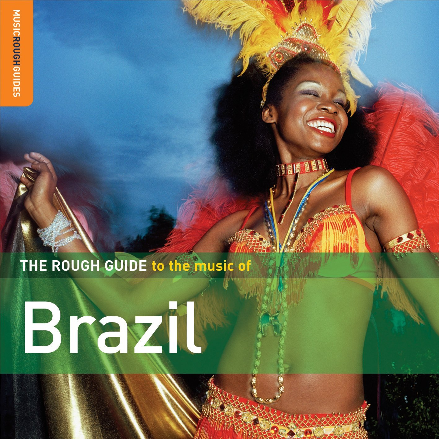 Brazilian Music RGNET1188CD  Rough Guide World Music CD  Muziek Brazilië