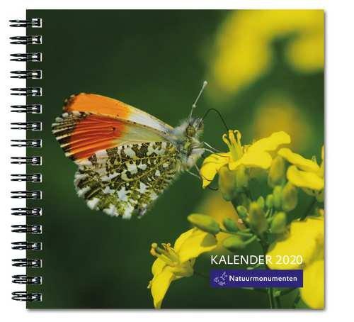 Natuurmonumenten Weekagenda 2020 8716951304396  Natuurmonumenten Kalenders 2020  Kalenders, Natuurgidsen Nederland, Reisinformatie algemeen