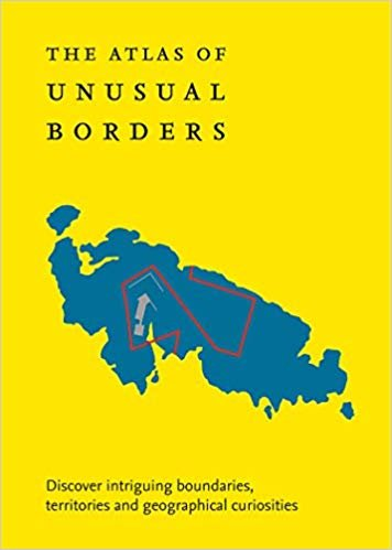 The Atlas of Unusual Borders 9780008351779  Collins   Cadeau-artikelen, Landeninformatie Wereld als geheel