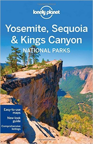 Lonely Planet Yosemite National Park Guide* 9781742207445  Lonely Planet NP Guides  Afgeprijsd, Reisgidsen California, Nevada