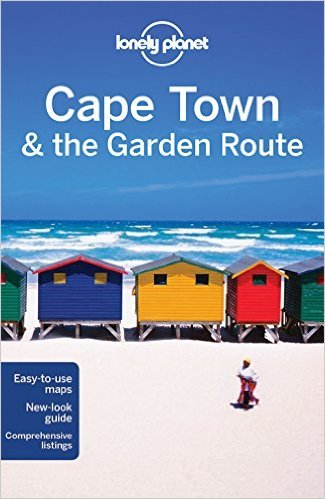 Cape Town & the Garden Route* 9781743210116  Lonely Planet Cityguides  Afgeprijsd, Reisgidsen Zuid-Afrika