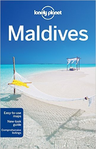 Lonely Planet Maldives* 9781743210123  Lonely Planet Travel Guides  Afgeprijsd, Reisgidsen Malediven