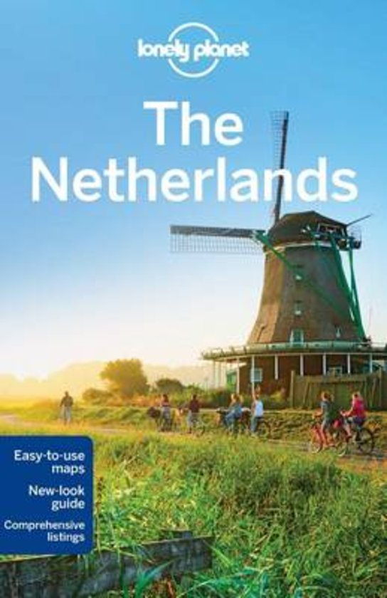 Lonely Planet The Netherlands* 9781743215524  Lonely Planet Travel Guides  Afgeprijsd, Reisgidsen Nederland