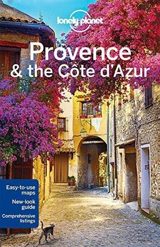 Lonely Planet Provence, Cote d'Azur* 9781743215661  Lonely Planet Travel Guides  Afgeprijsd, Reisgidsen tussen Valence, Briançon, Camargue en Nice