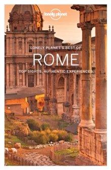 Best of Rome 2017 | Lonely Planet* 9781786570161  Lonely Planet Best of ...  Afgeprijsd, Reisgidsen Rome, Abruzzen