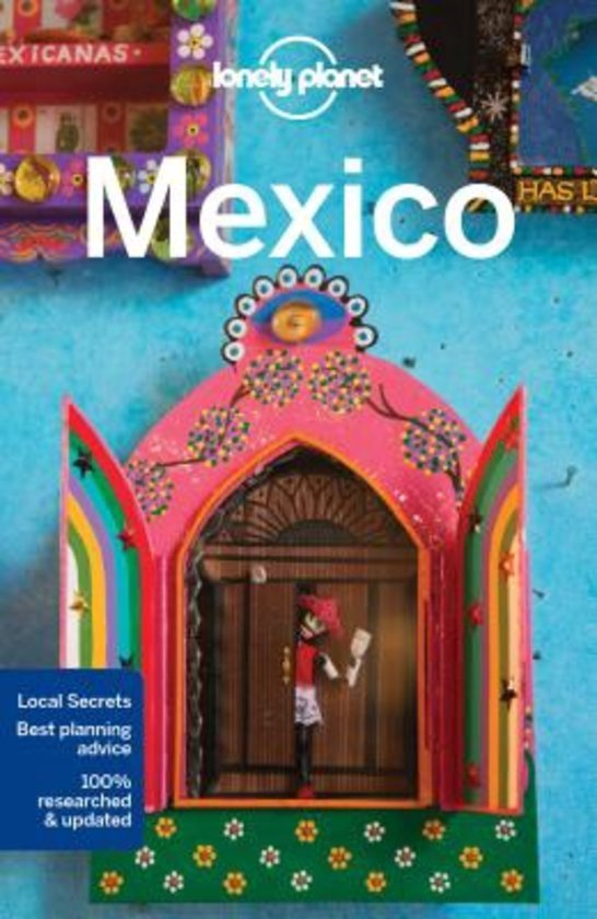 Lonely Planet Mexico* 9781786570239  Lonely Planet Travel Guides  Afgeprijsd, Reisgidsen Mexico (en de Maya-regio)