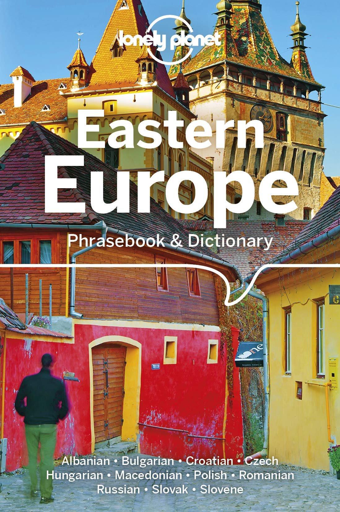 Eastern Europe Lonely Planet phrasebook 9781786572844  Lonely Planet Phrasebooks  Taalgidsen en Woordenboeken Centraal- en Oost-Europa, Balkan, Siberië