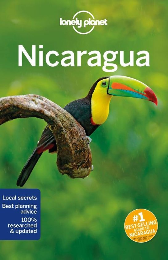 Lonely Planet Nicaragua 9781786574893 Paige Penland Lonely Planet Travel Guides  Reisgidsen Overig Midden-Amerika