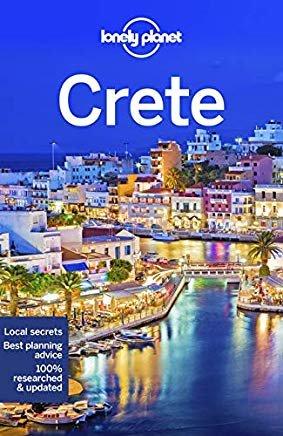 Lonely Planet Crete 9781786575791  Lonely Planet Travel Guides  Reisgidsen Kreta