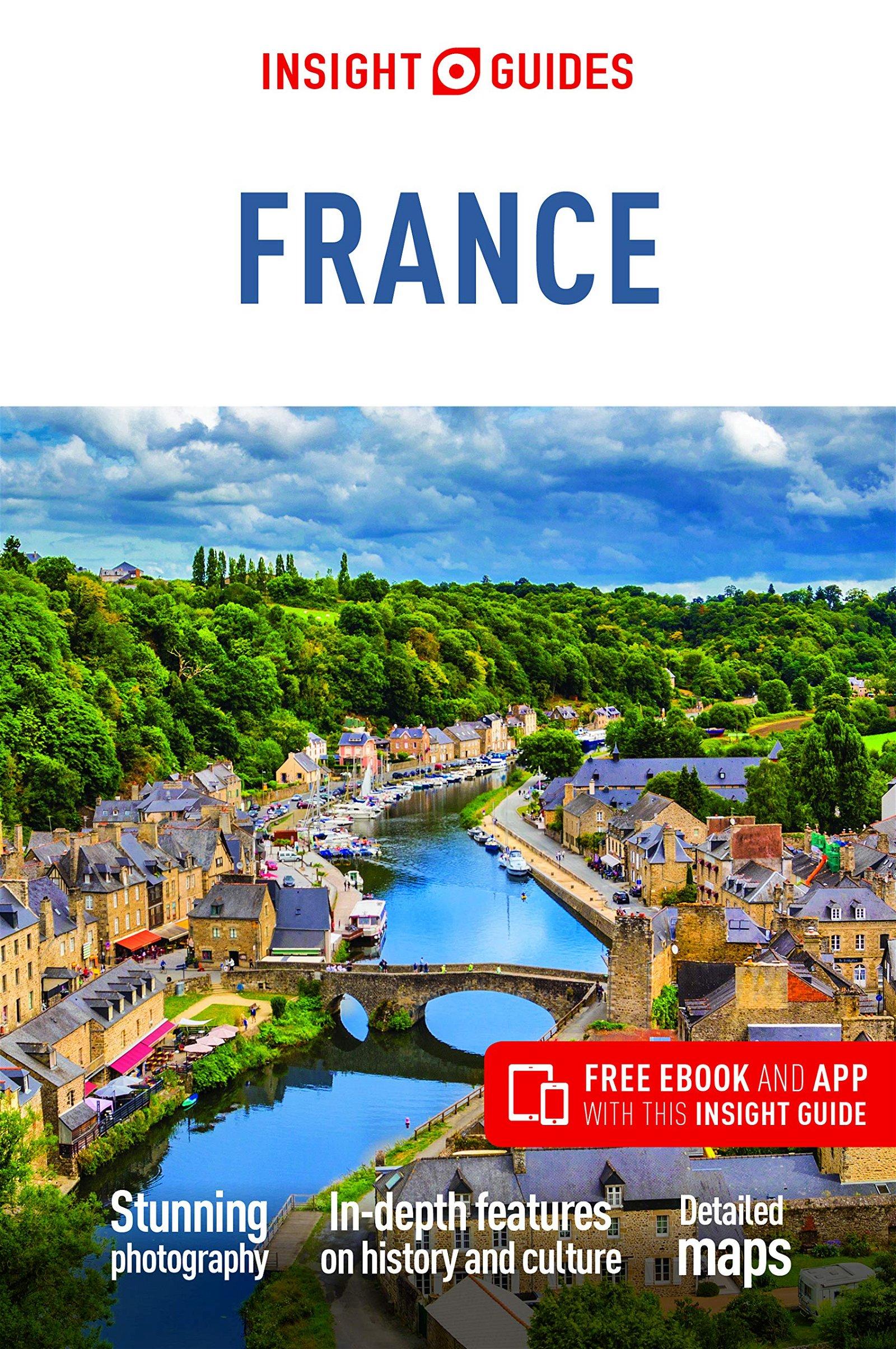 Insight Guide France 9781786718266  APA Insight Guides/ Engels  Reisgidsen Frankrijk