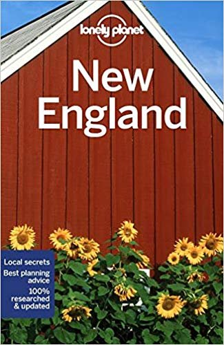 Lonely Planet New England 9781787013537  Lonely Planet Travel Guides  Reisgidsen New England
