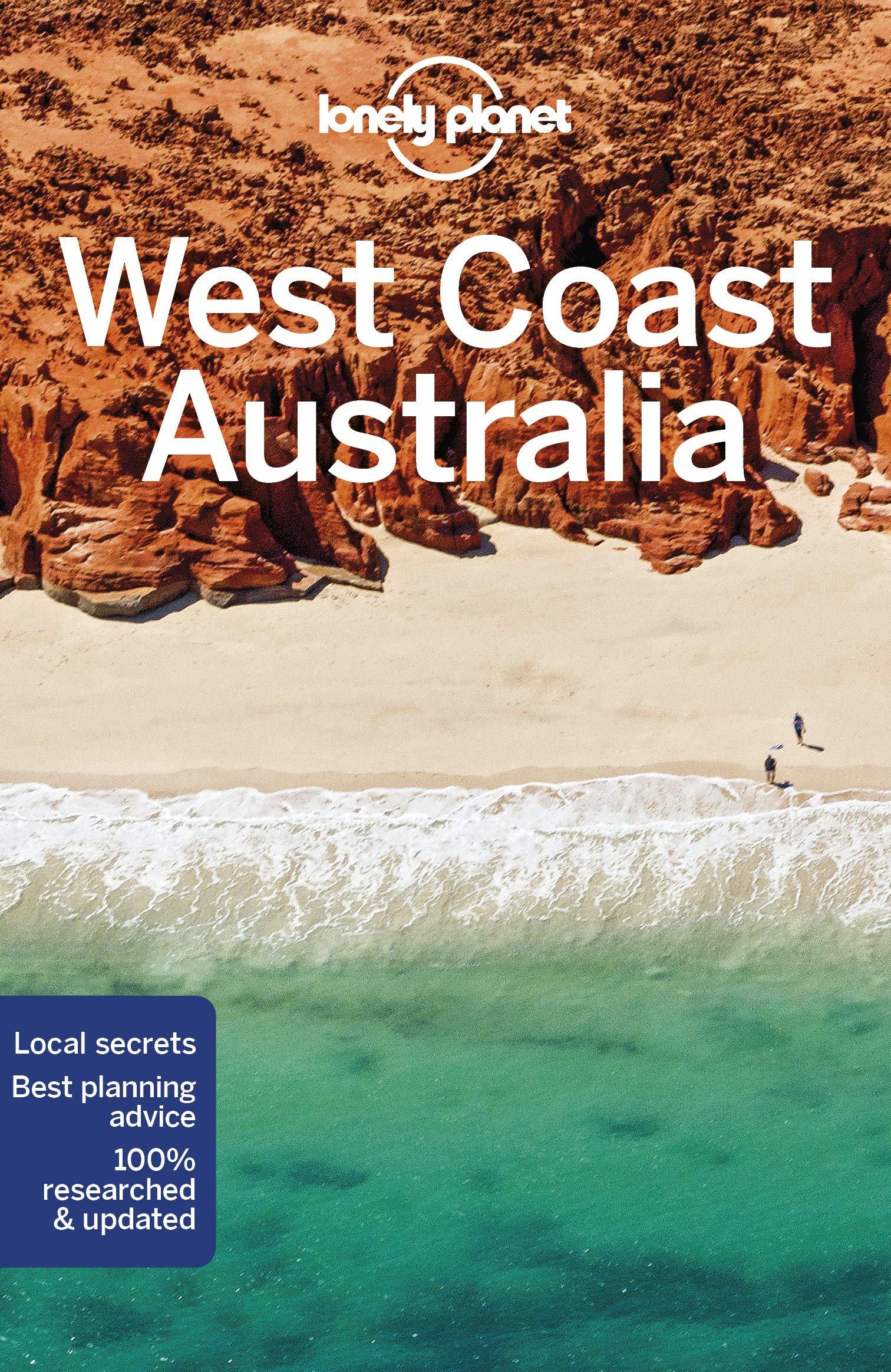 Lonely Planet  West Coast Australia 9781787013896  Lonely Planet Travel Guides  Reisgidsen Australië