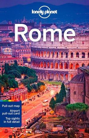 Rome | Lonely Planet 9781787014138  Lonely Planet Cityguides  Reisgidsen Rome, Abruzzen