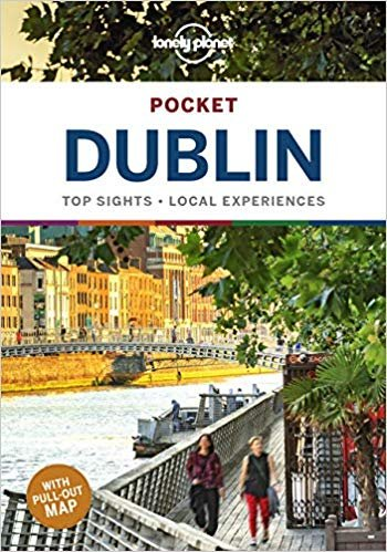 Dublin Lonely Planet Pocket Guide 9781787016224  Lonely Planet Lonely Planet Pocket Guides  Reisgidsen Ierland Noord- en Oost, Dublin