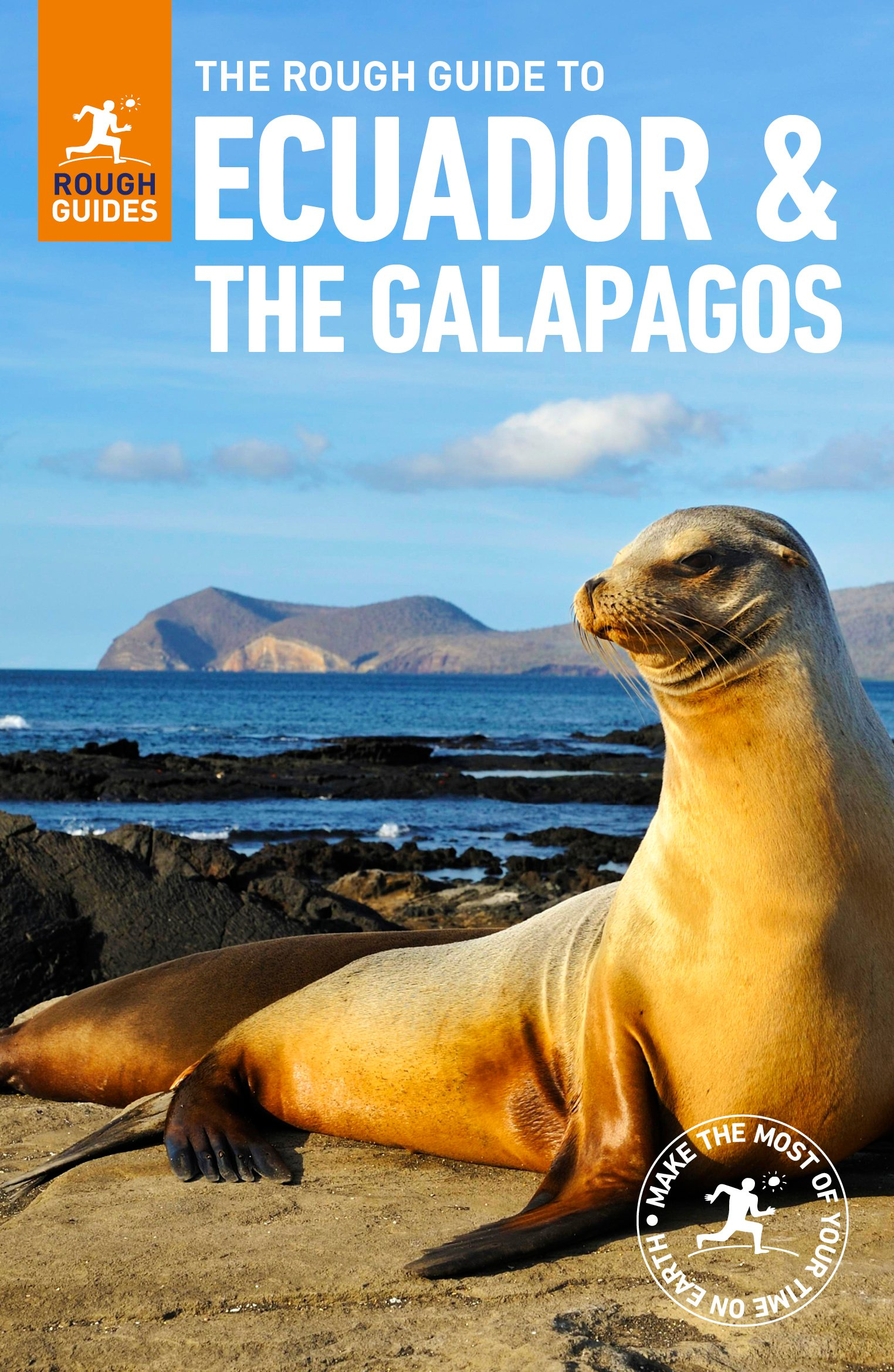 Rough Guide Ecuador 9781789194555  Rough Guide Rough Guides  Reisgidsen Ecuador, Galapagos