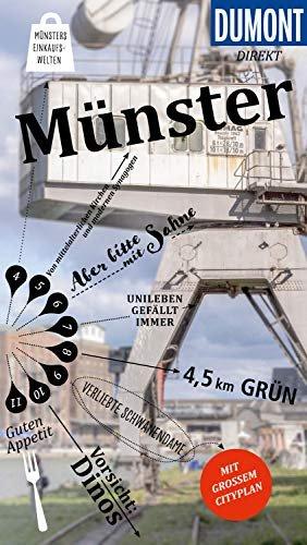 Münster | Dumont Direkt 9783616010298  Dumont   Reisgidsen Sauerland, Münsterland, Teutoburger Wald