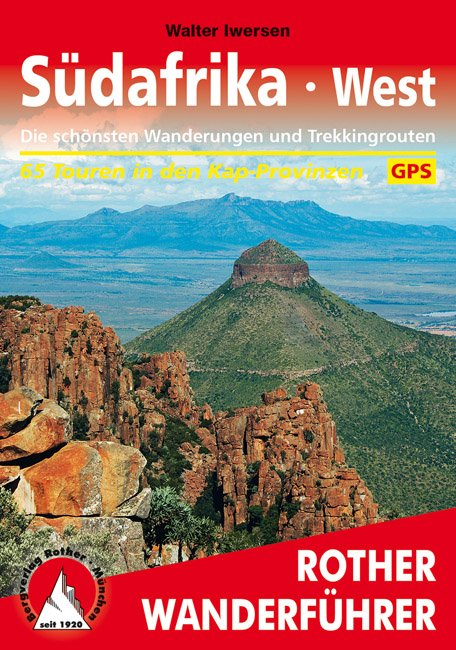 Südafrika West | Rother Wanderführer (wandelgids) 9783763343690  Bergverlag Rother RWG  Wandelgidsen Zuid-Afrika