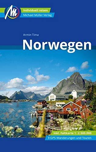 Norwegen | reisgids Noorwegen 9783956546068  Michael Müller Verlag   Reisgidsen Noorwegen