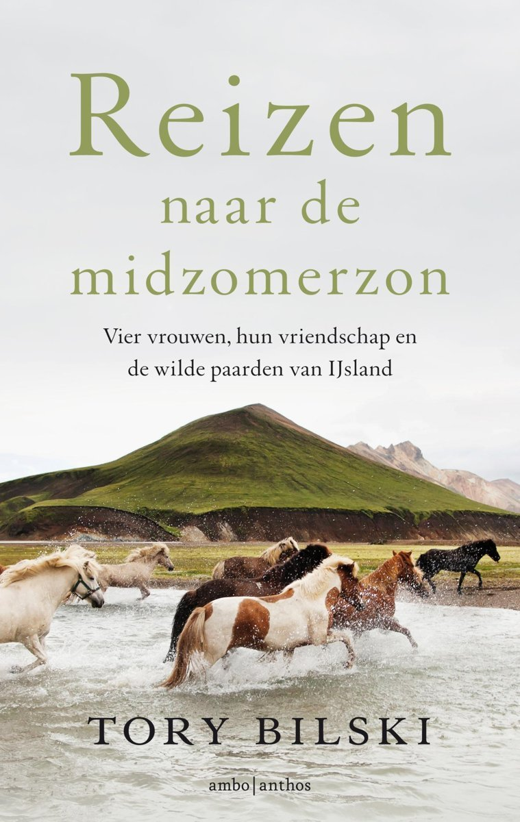 Reizen naar de Midzomerzon | Tory Bilski 9789026349294 Tory Bilski Ambo, Anthos   Reisverhalen IJsland