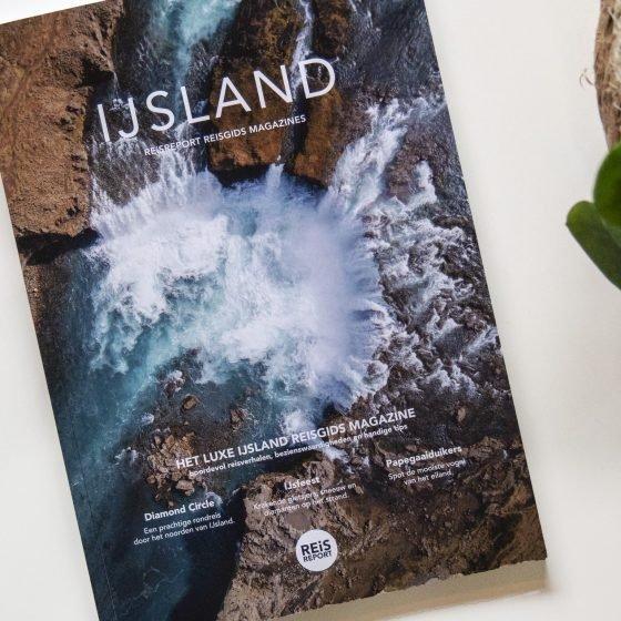 Het IJsland reismagazine 9789082974577  REiSREPORT   Reisgidsen IJsland