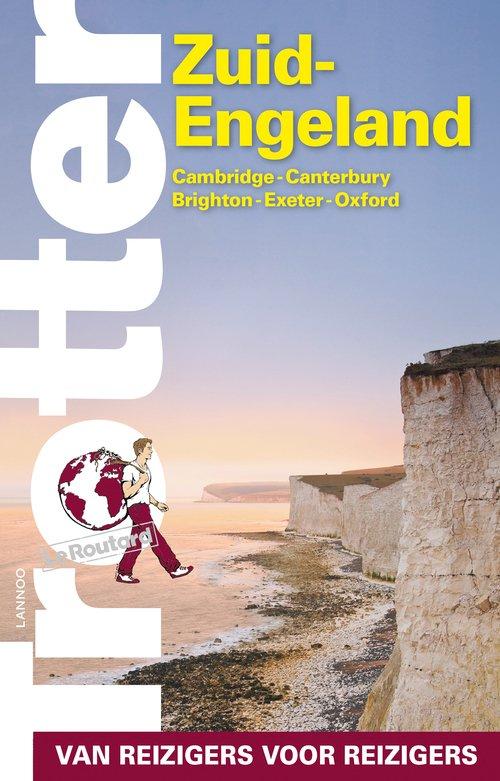 Trotter Zuid-Engeland 9789401458290  Lannoo Trotter  Reisgidsen Zuidoost-Engeland, Kent, Sussex, Isle of Wight, Zuidwest-Engeland, Cornwall, Devon, Somerset, Dorset