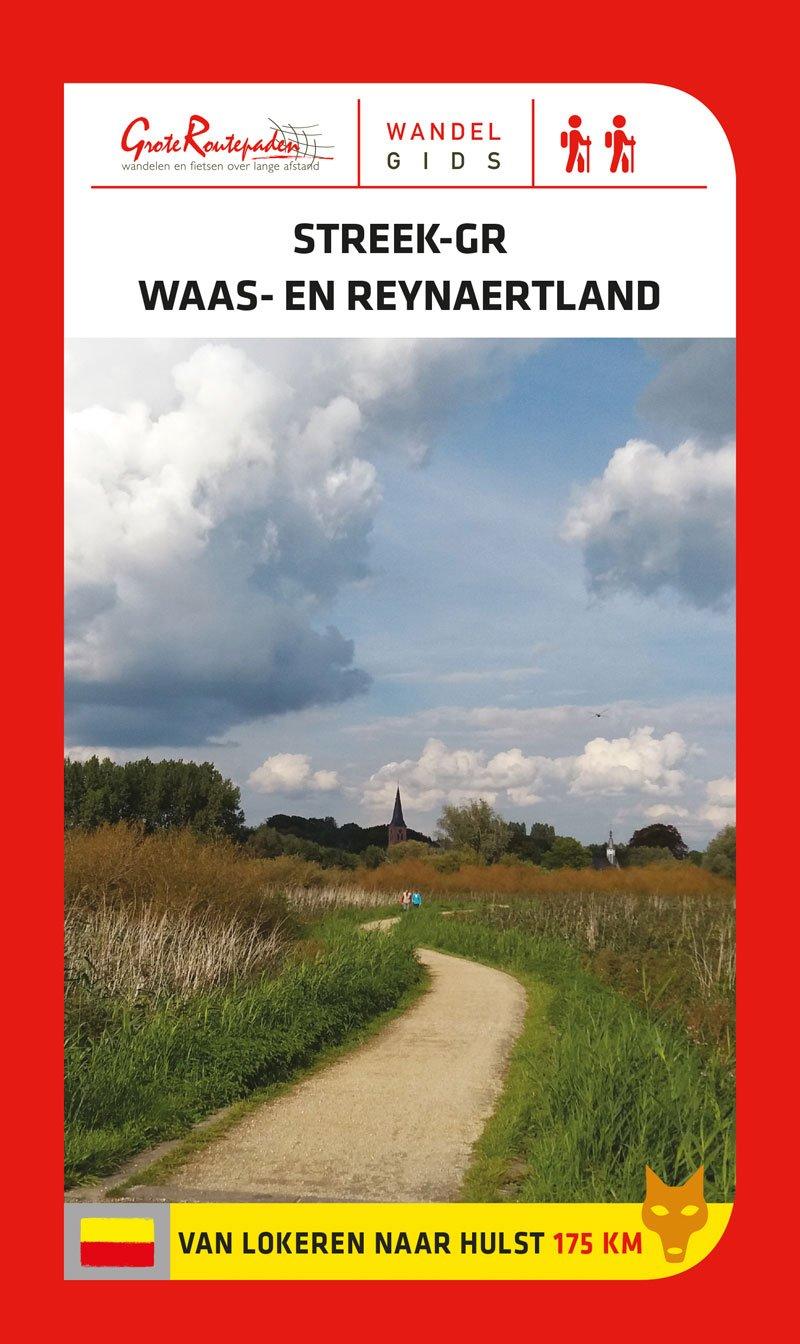 Streek-GR Waas- en Reynaertland 9789492608055  Grote Routepaden Topogidsen  Wandelgidsen Vlaanderen & Brussel