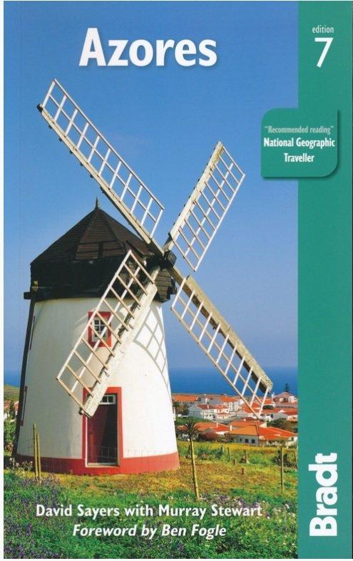 The Bradt Guide (reisgids) to the Azores 9781784776237  Bradt   Reisgidsen Azoren