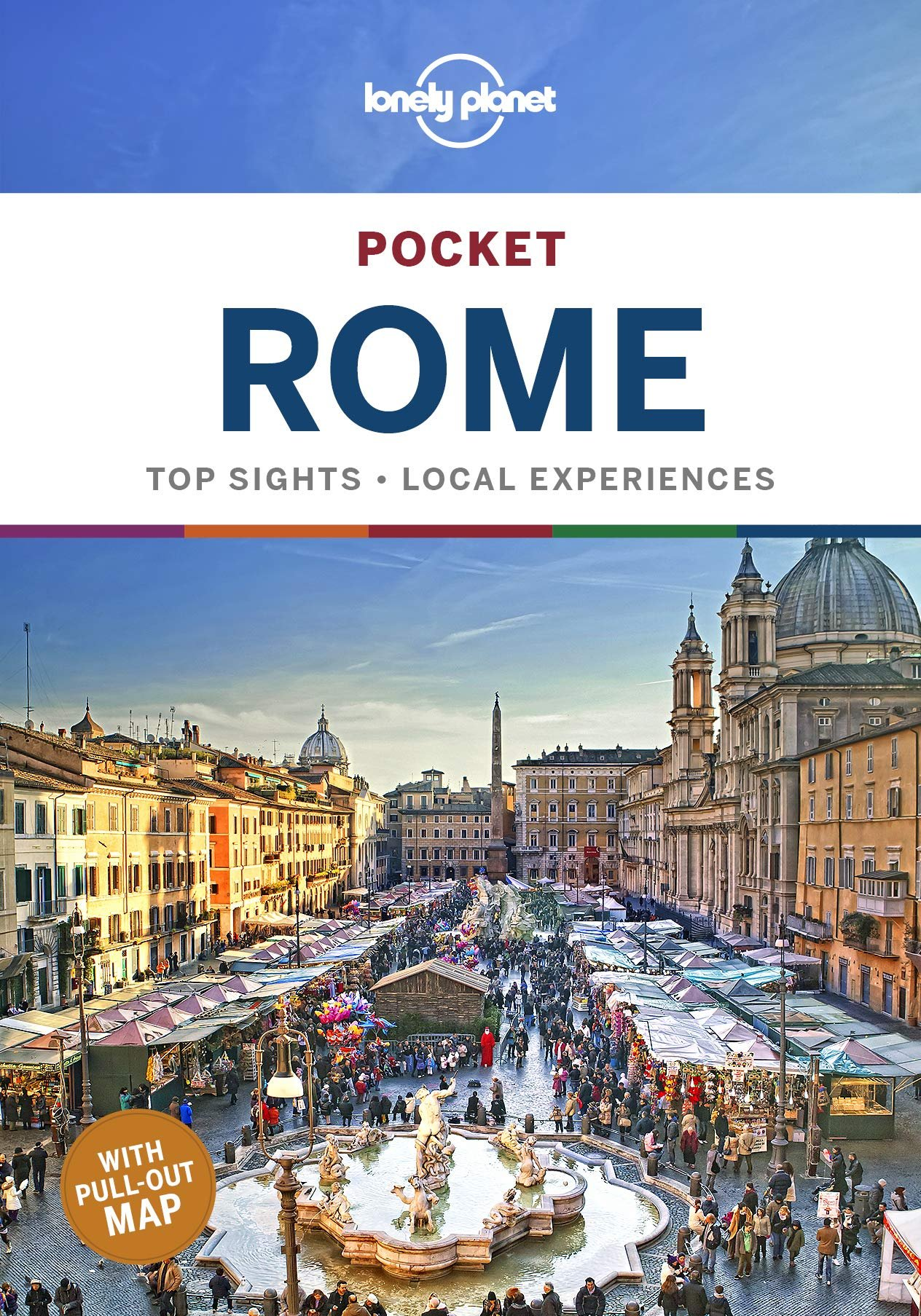 Rome Lonely Planet Pocket Guide 9781787014121  Lonely Planet Lonely Planet Pocket Guides  Reisgidsen Rome, Lazio