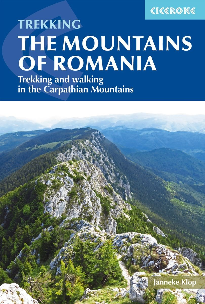 The Mountains of Romania | wandelgids 9781852849481  Cicerone Press   Wandelgidsen Roemenië, Moldavië