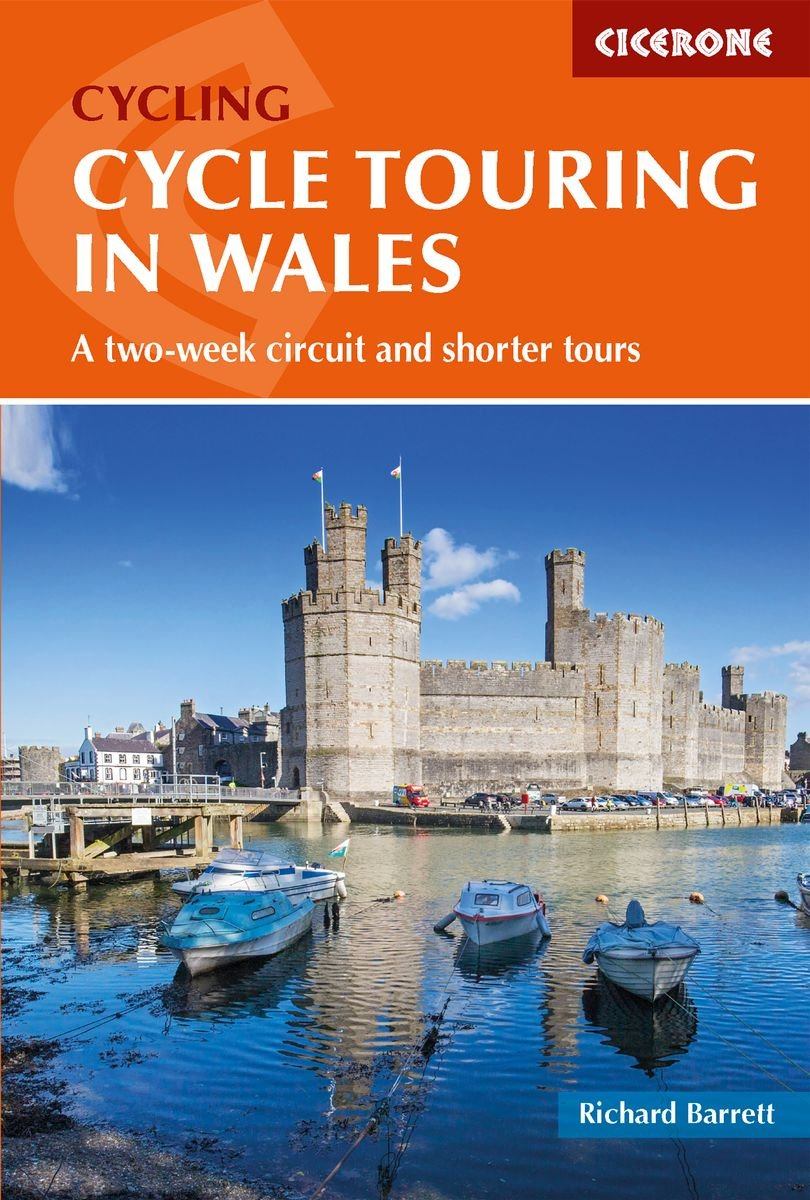 Cycle Touring in Wales | fietsgids Wales 9781852849887 Richard Barrett Cicerone Press   Fietsgidsen, Meerdaagse fietsvakanties Wales