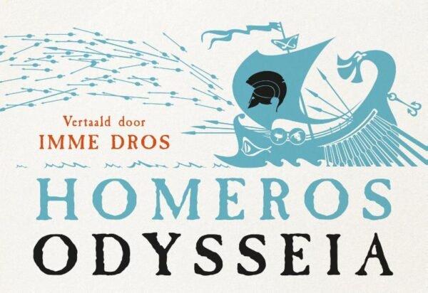 Homeros Odysseia   Dwarsligger 9789049807573 Homerus, Imme Dros Dwarsligger®   Historische reisgidsen, Reisverhalen Griekenland