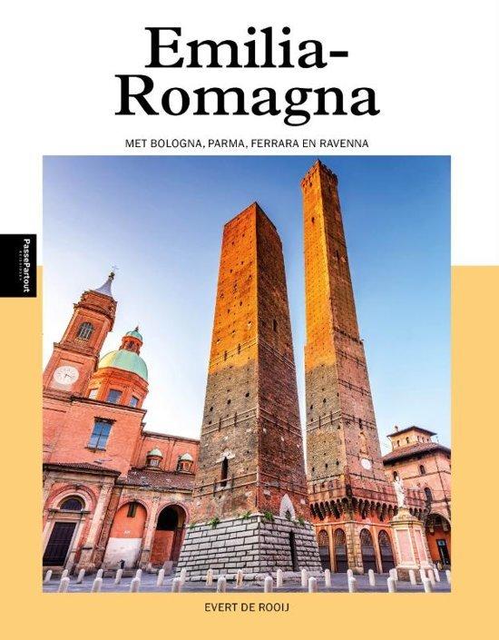 Emilia Romagna | reisgids 9789493160460 Evert de Rooij Edicola   Reisgidsen Zuidtirol, Dolomieten, Friuli, Venetië, Emilia-Romagna