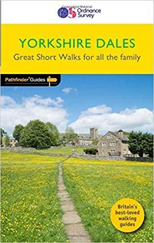 The Yorkshire Dales - short walks 9780319091012  Crimson Publishing / Ordnance Survey Short Walks  Wandelgidsen Northumberland, Yorkshire Dales & Moors, Peak District, Isle of Man