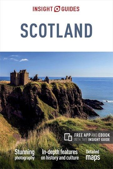 Insight Guide Scotland 9781786716170  APA Insight Guides/ Engels  Reisgidsen Schotland