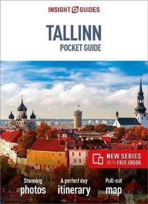 Insight Pocket Guide Tallinn 9781786718136  APA Insight Pocket Guides  Reisgidsen Estland