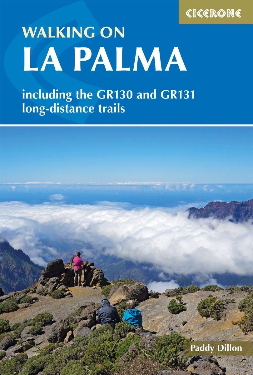 Walking on La Palma 9781852848538  Cicerone Press   Wandelgidsen, Meerdaagse wandelroutes La Palma