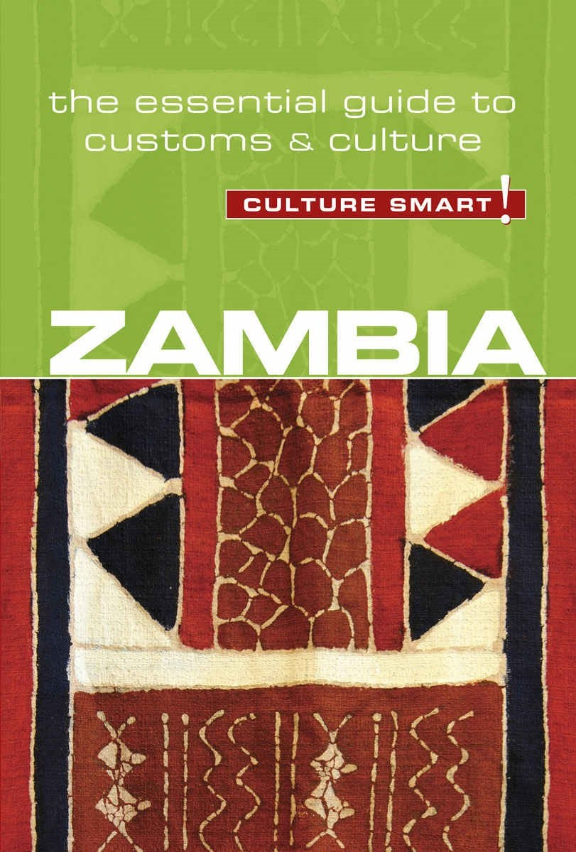 html_entity_decode(Zambia | essential guide to customs & etiquette) 9781857338775  Kuperard Culture Smart  Landeninformatie Angola, Zimbabwe, Zambia, Mozambique, Malawi