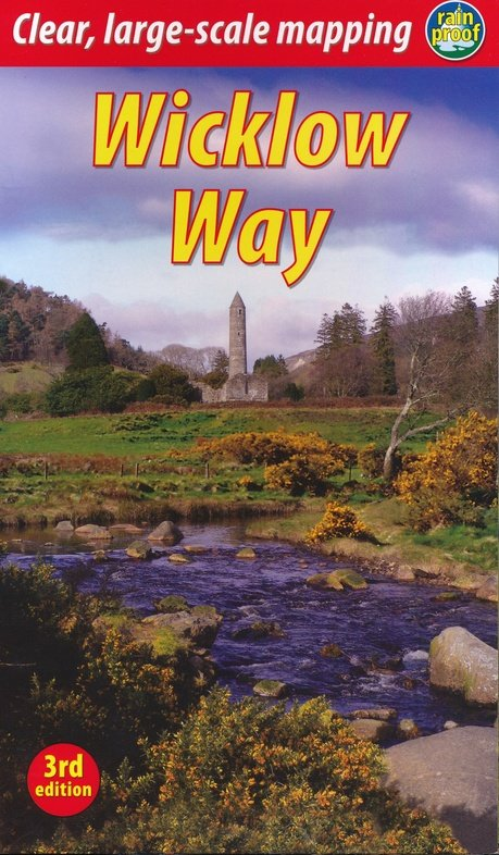 The Wicklow Way | wandelgids (met kaarten) 9781898481904  Rucksack Readers   Meerdaagse wandelroutes, Wandelgidsen Wicklow Mountains, Leinster